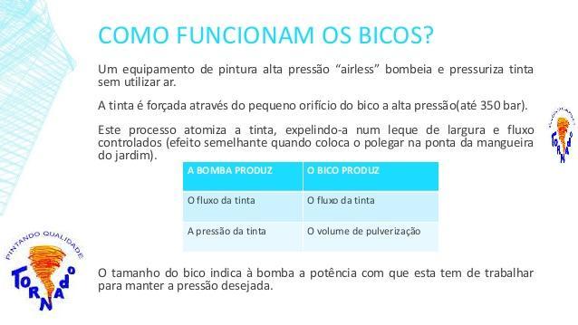 TEMAC bicos - Como funcionam