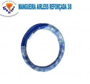 Mangueira para Pintura - Mangueira Airless Reforçada Tornado 3.8