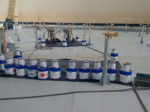 como fazer pintura industrial