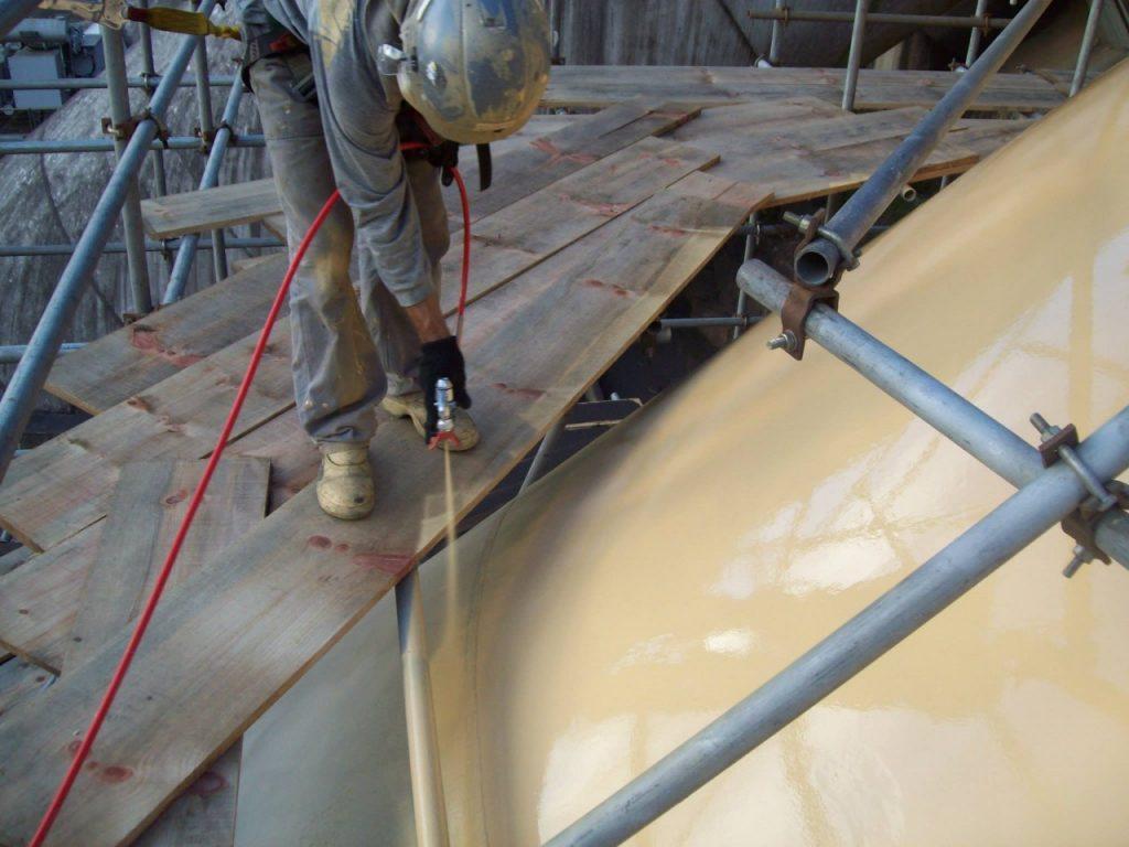 como fazer pintura industrial procedimentos