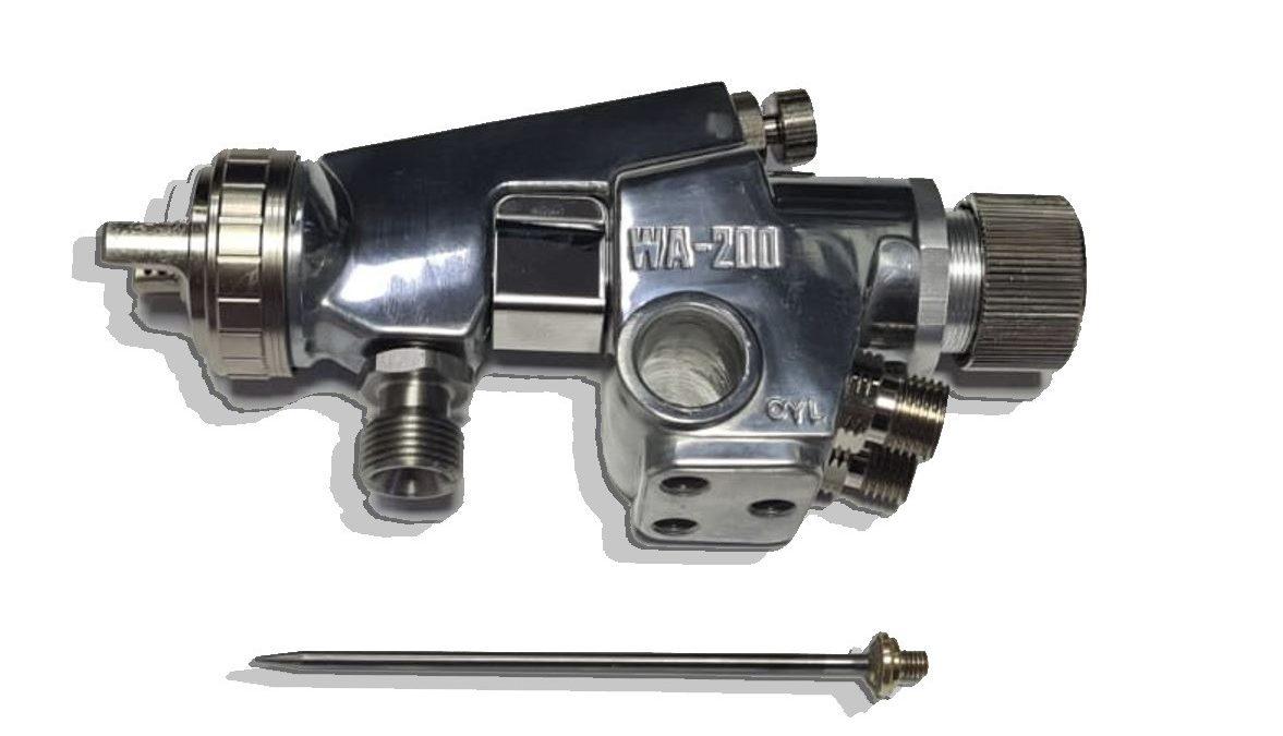 pistola wa 200 caracteristicas