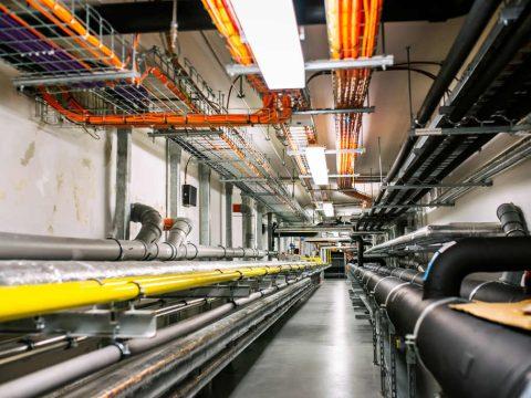 norma tubulação industrial